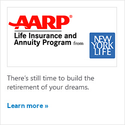 Good AARP Life Insurance And Annuity Program From New York Life : New York Life,  Insurance, Investments, Annuities, Long Term Care, 401k Rollovers